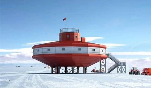 中国南极泰山站微电网试运行成功 10kW风电+30kW光伏