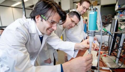 研究发现碘化物盐可使燃料电池的生物催化剂更稳定