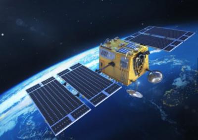 银河航天5G卫星通信试验成功,中国首颗通信能力达10Gbps