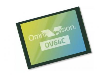 豪威发布首款6400万像素CIS传感器OV64C,追赶索尼三星?