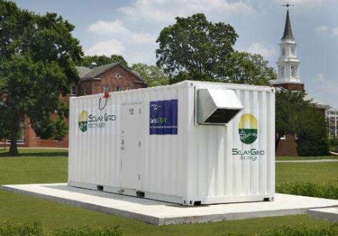 戴姆勒能源子公司将与Alpiq利用动力电池打造1.4 MWh储能系统