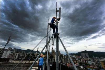 三大运营商5G建设计划公布:2020年建55万个5G基站