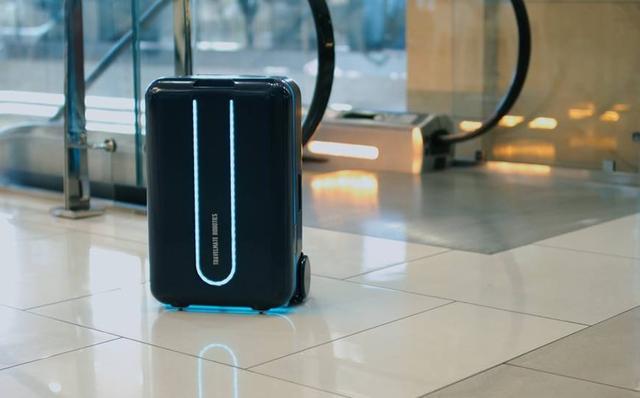 IBM研发机器人旅行箱 为视障人士带来福音