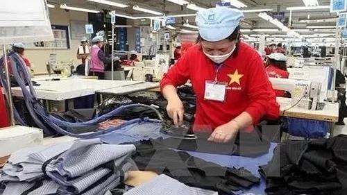 东南亚纺织厂