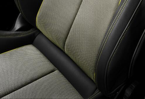 奥迪发布全新A3座椅预告图 89%采用可回收塑料瓶制成