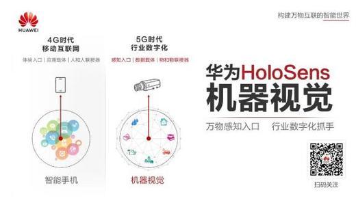 华为安防更名:华为HoloSens机器视觉 或将改变产业格局