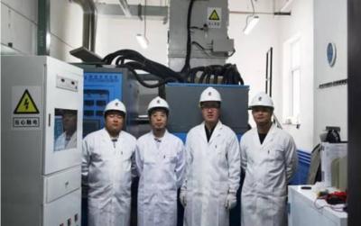 首台高温真空电磁感应UO2冷坩埚单晶炉搭建,提升反应堆安全性