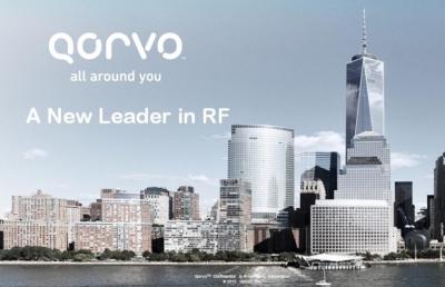 Qorvo推出全球最小性能最高的Wi-Fi 6解决方案QPK8642套件