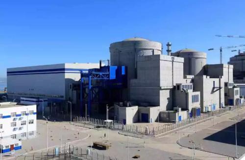 海阳核电1号机组首次换料大修完工 创最短工期纪录