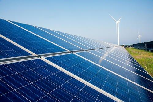 """财政部50亿补贴新能源项目 风光发电首次""""双双""""突破2亿千瓦"""