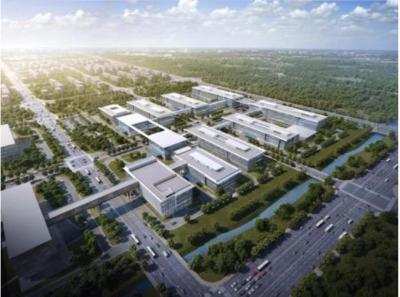 京东方生命科技产业基地开工,136亿元包括医工融合创新产业