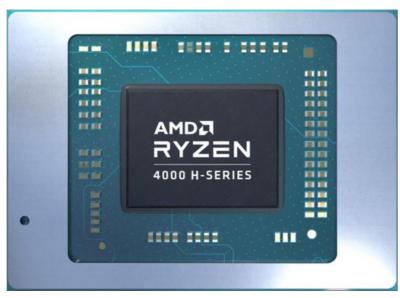 AMD将推出两款全新处理器,锐龙4000H比i7-9750H强39%
