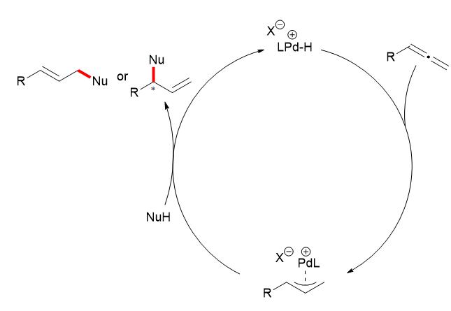从石油基础化工产品到手性烯丙基化合物的综述