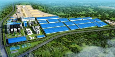 泰盛集团福建南平竹浆纸项目开工,总投资65亿元