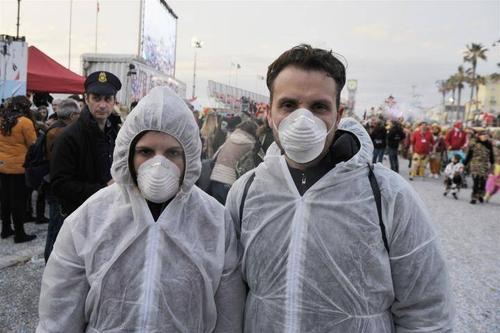 波兰扣押意大利2.3万只口罩:意大利死亡人数居全球之首 