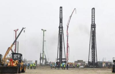 总投资400亿元茂名烷烃资源综合利用项目开工 向氢城发展