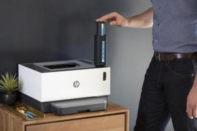 惠普推出超7倍打印量的打印机硒鼓,数月无需加注碳粉