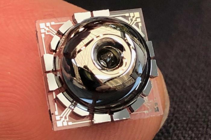密歇根大学开发出低成本高精准微型陀螺仪: 精度1万倍, 价格低10倍