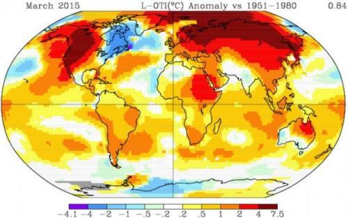 2020年是1961年以来气温第二高年份,不会是测温仪有问题吧?