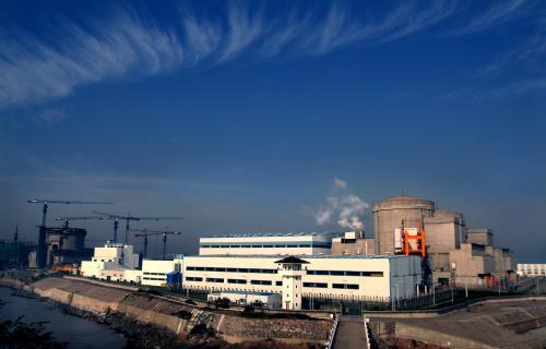 秦山核电站30万机组增容提效获批 为我国首次!