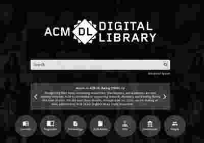 计算机顶级学习资源免费啦!ACM数字图书馆免费开放3个月