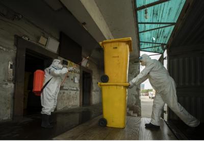 """中国医疗废物处理短板亟待补齐 多地""""组合拳""""提升处置能力"""