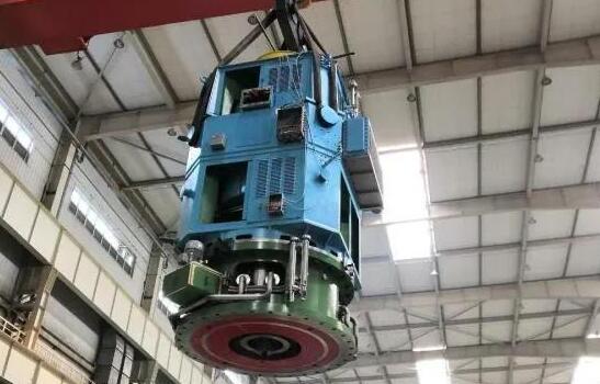 华龙一号海外工程主泵全部实现全国产化设计