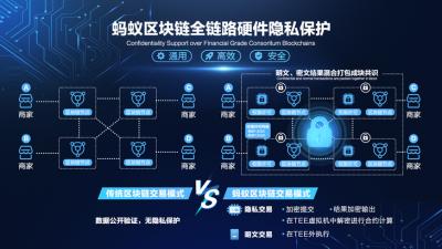 全球首个商业级链上隐私保护技术开放,蚂蚁区块链如何保护隐私?