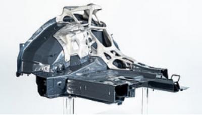EDAG开发用于汽车3D打印的铝合金 提高防碰撞性能