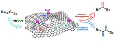 青岛能源所开发出新型双功能铁纳米杂化结构催化剂