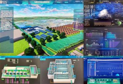 北控水务北京智慧控制中心试运行 智慧化精细化管控升级
