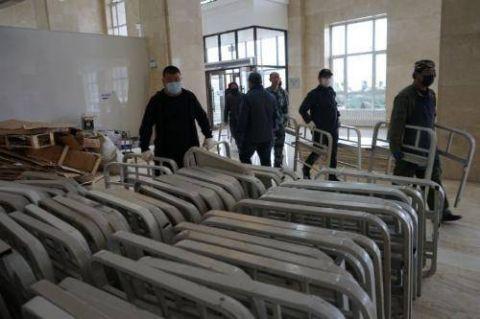 绥芬河方舱医院预计11日启用,600余张床位够安置境外输入病例吗?