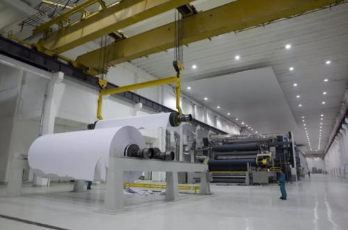 晨鸣纸业浆纸一体化战略全面落地 成国内首家浆纸产能匹配企业