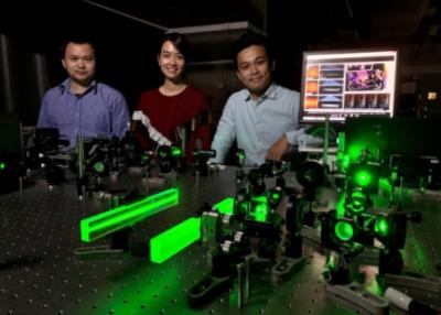 港大研发新型三维高效萤光显微镜,对细胞光损害可减少1000倍