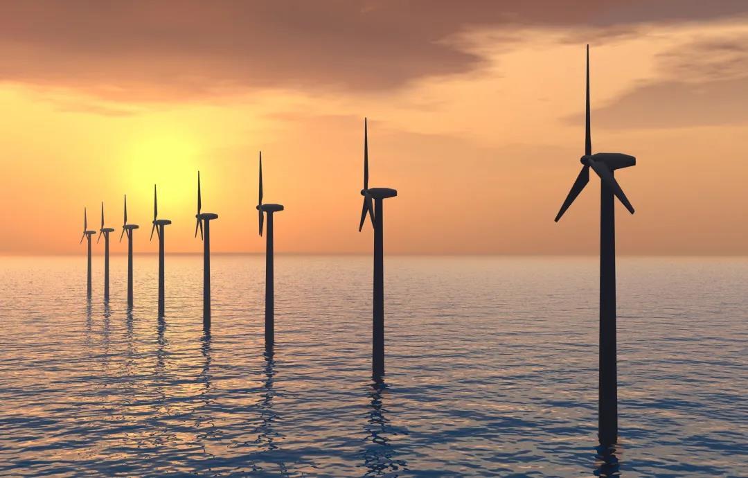 海底浮力模块应用于漂浮式海上风电基础的动态电力电缆的设计