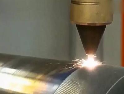 首钢集团攻关金属3D打印技术 使设备使用寿命提高数倍