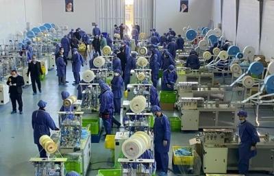 西亚最大口罩厂投产使用:日产量最高达400万只,不在中国会在哪?