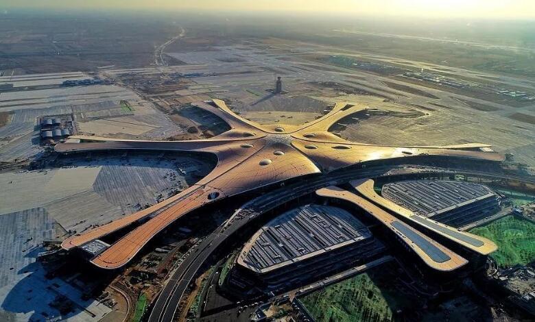 大兴机场迎来首个换季航 日均执行航班将达到585架次