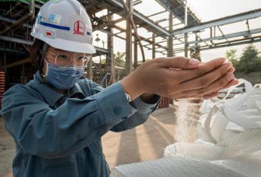 中国石化成功开发熔喷料生产新技术 产能成倍放大