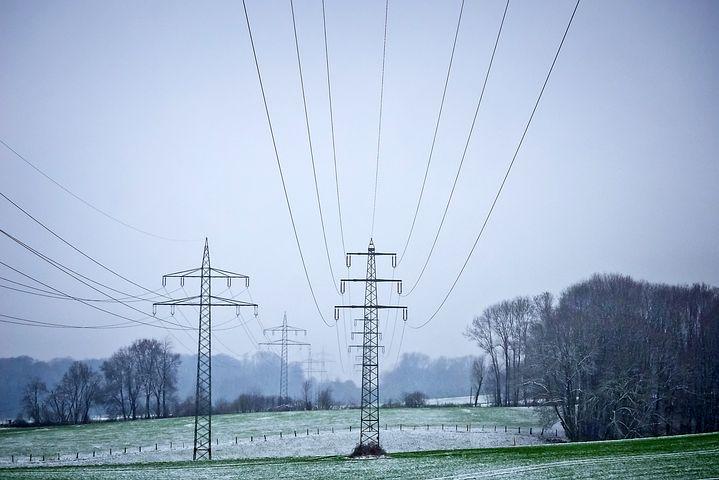 全球首条清洁能源外送特高压通道架线全线贯通