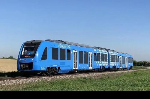 德国2021年将批量投入运营氢燃料电池列车 革新欧洲铁路运营模式