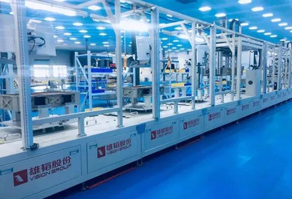 雄韬氢雄与武钢江南燃气将共建氢能联合开发中心