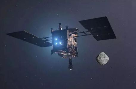 隼鸟二号小行星探测器剩最后1.67亿公里,6个月后回到地球