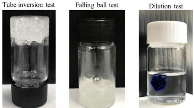 研究人员开发自修复乳状玻璃 可作为3D打印支撑介质