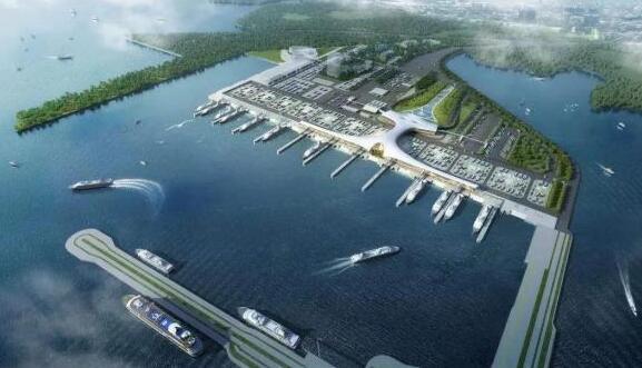 广东徐闻将建全球最大客滚轮渡码头 总投资约12亿