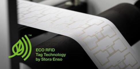 中国知名女装服饰品牌率先应用ECO RFID纸质标签