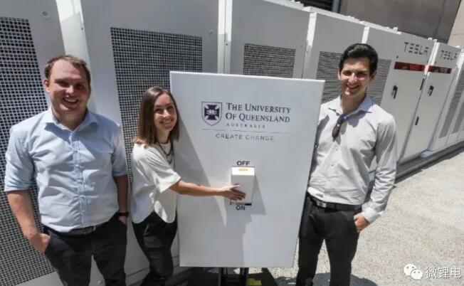 昆士兰大学发布特斯拉电池业绩报告 已带来48300美元收入