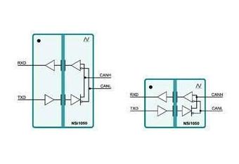 納芯微推出隔離CAN收發器NSi1050,高集成度方案簡化系統設計