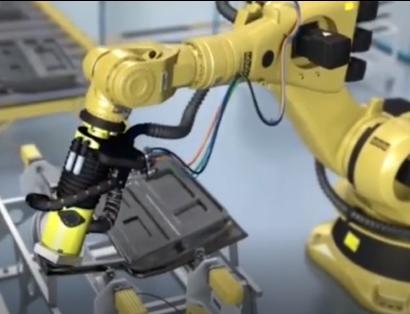 六轴机器人抛光打磨工艺