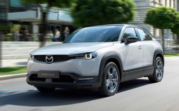 马自达首款纯电动SUV投产 主要为欧洲市场开发